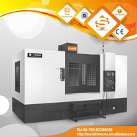 S-1690 5 axis aluminum frame Chinese cnc machining center milling