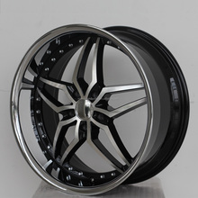 20X9.0 20*10 22*10.5 concave deep lip replica alloy wheel from China factory JWL/VIA/TUV/TS16949