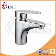 China sanitary ware single handle zinc ally wash hand basin tap