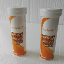 hot selling caffeine energy drink effervescent tablet for OEM