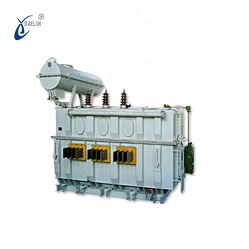 Factory direct supply 66kv 4 mva oil electric power transformer price