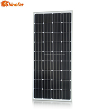 Hot sale Promotion price Mono 175w 170w 165w 160w 155w 150w sunpower solar panel with battery