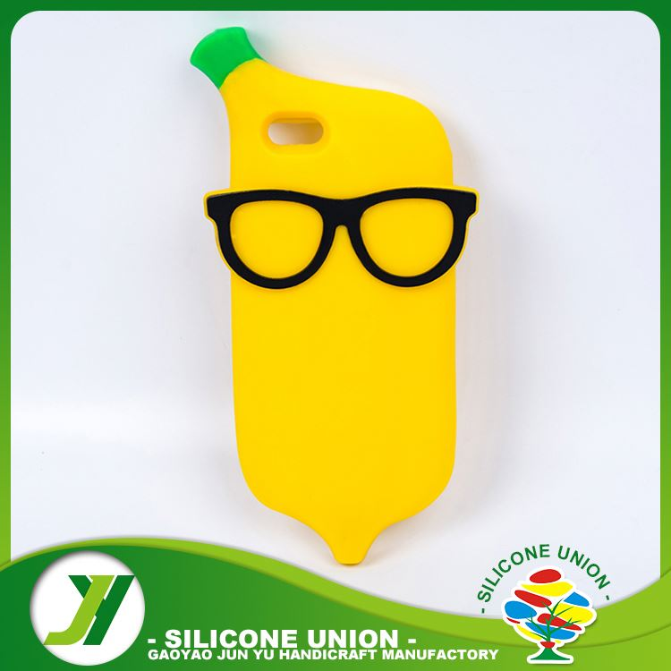 Soft silicone custom flip case for mobile phone case