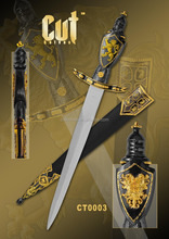 medieval sword, fantasy sword, Historic decoration sword