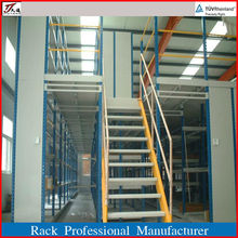 Adjustable Cold-rolled Steel Auto Parts Racking