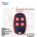 433.92mhz self learning 4-channel rolling code remote control transmitter with High Quality