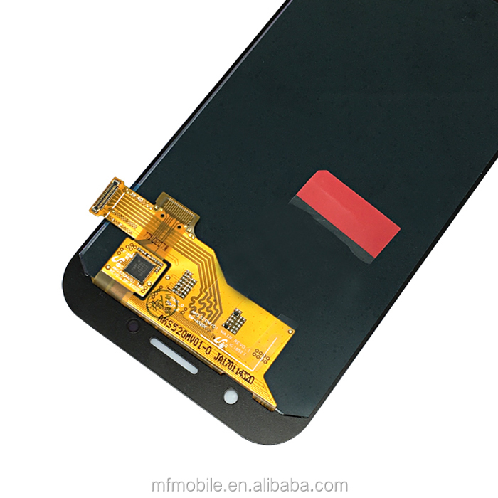 hot sale & high quality lcd assembly for samsung galaxy a520 with best and low price