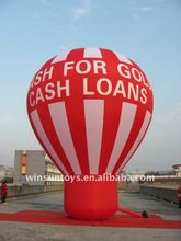 2012 New design Ground Ball,Inflatabel Advertising Balloon