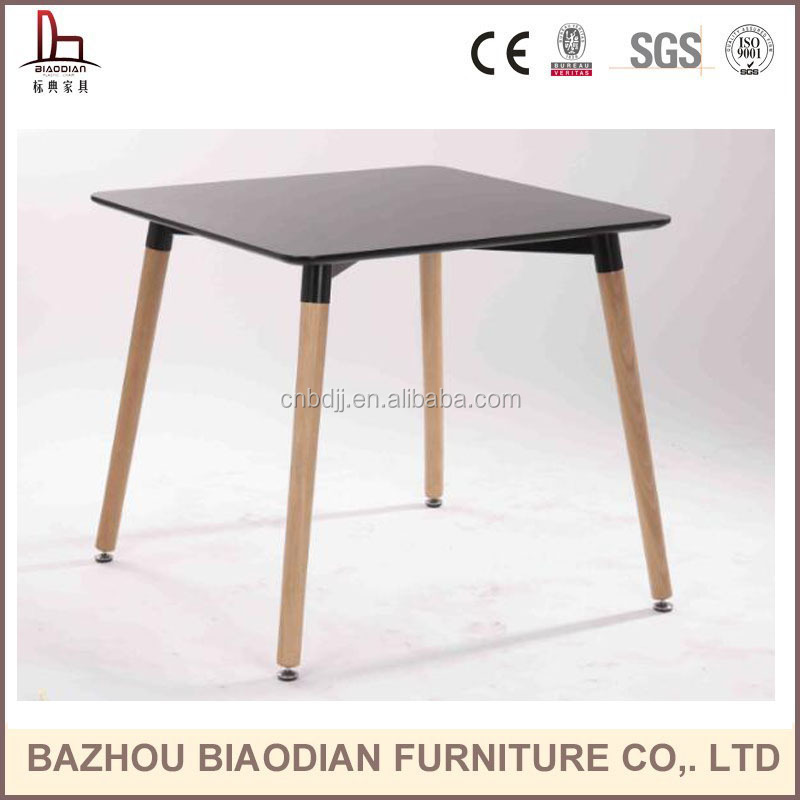 wholesale modern replica home furniture Wooden Material and Dining Room Furniture Type Solid Wood Dining Table
