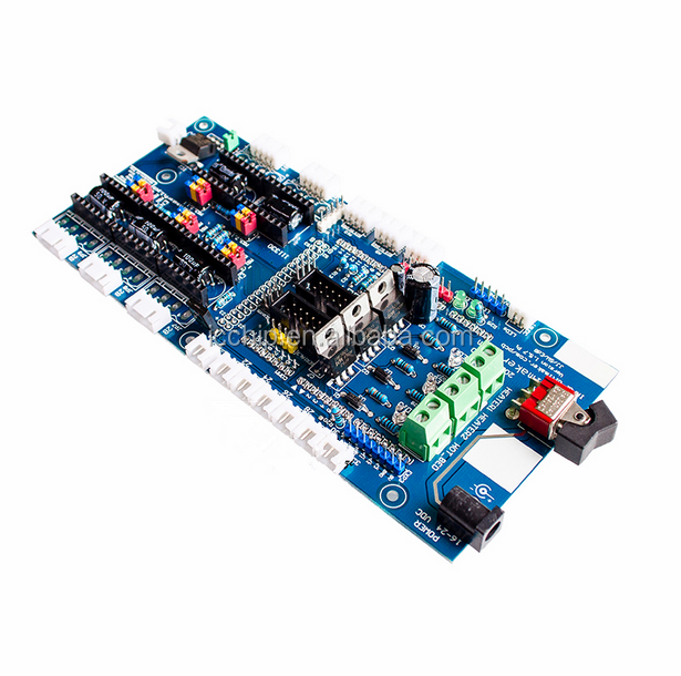 3D Printer Ultimaker PCBA Main Control Board(RAMPS1.57 Compatible)