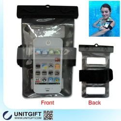 waterproof cell phone bag for beach