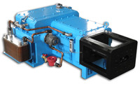 co-rotating twin screw extruder gearbox from nan jing