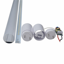 cheap price CE approval 1200mm 4ft t8 led tube light SKD with SMD 2835 for T8 tube lighting