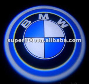 Car Logos with names welcome door light