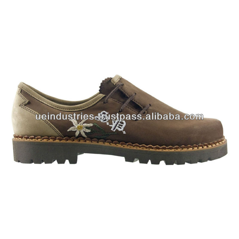 gents bavarian shoes , leather shoes
