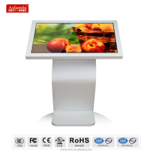 Photo booth touch screen monitor display kiosk for shopping mall and suppermarket