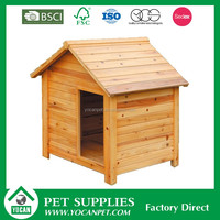 Decoration Carving modular dog kennel