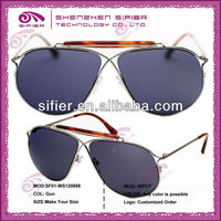 2014 New Stylish High Quality Polarized Sunglasses Rubber Tip