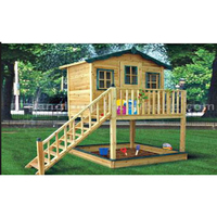 New product kids wooden cheap kids playhouses