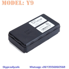 Y9 vehicle gps tracking devices with big capacity battery one year standby time