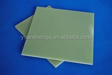 0.1-100mm Anti static G10 G11 FR4 3240 FR-4 epoxy resin sheet light green color glass sheett