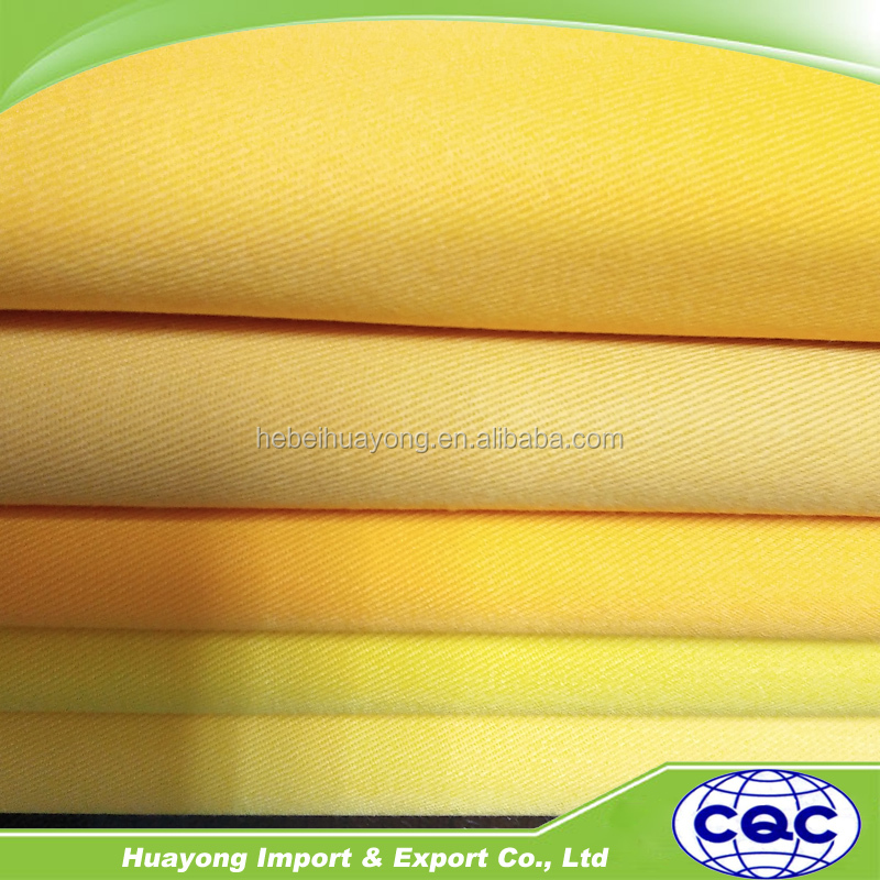 cheap price dyed twill TC polyester cotton medical nurse staff uniform fabric