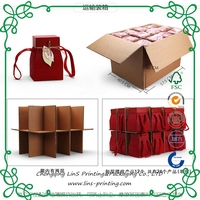 China Manufacturer House Shape Gift Box Coated Art Paper Glossy Art Paper