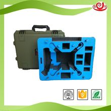 Tricases high quality nice grade IP67 PP plastic protective camera flight case M2608