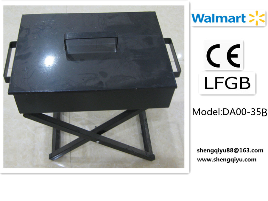 cast iron bbq grills/rotating barbecue bbq grill/portable korean bbq grill