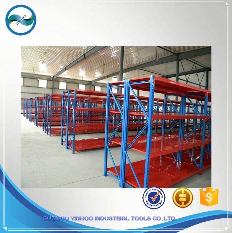 Retail Customized Metal Clothing Outlets warehouse Racks