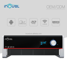 Producer original 3D Home Theater 4k Cheap lamp projector Ultra Short Throw projector