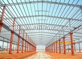 construction design Prefab steel structure warehouse fabrication