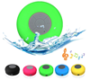 Hot Sale Portable IPX4 Wireless Mini Bluetooth Waterproof Speaker with Sucker for Shower Washroom