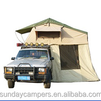 2017 New style Off road/4WD Roof Top Tent with good quality/Hillman tents