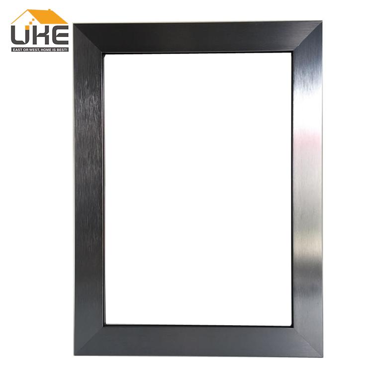 Aluminum Cabinet Door Frame Aluminum Frame Glass Door Square View