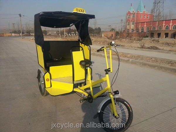 hybrid rickshaw for sale