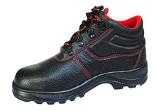 Indian army safety shoe industrial safety shoe leather safety shoe manufacture