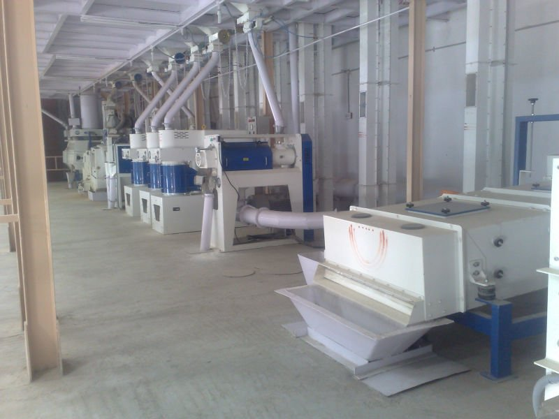 rice milling machine/ rice