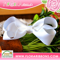 Wholesale Fashion Ribbon Hair Clip Hair Accessories for Girls