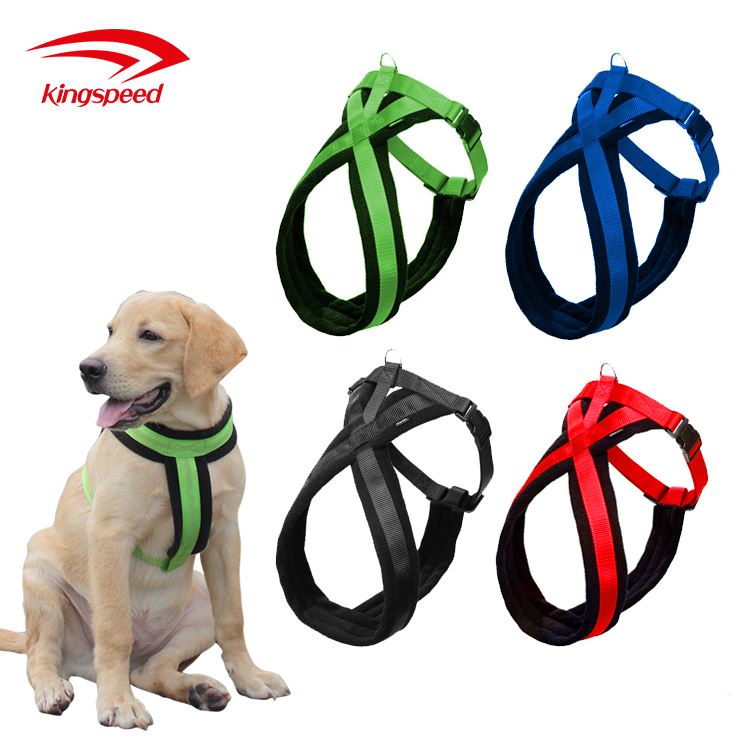Amazon FBA best selling premium wholesale training service reflective padded vest pet dog harness