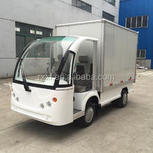 China JL6082H cheap small electric truck with cargo for sale