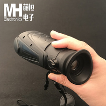 Portable mini infrared spy night vision video camera