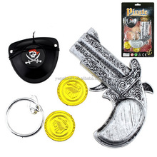 halloween costume cosplay party pirate toys set