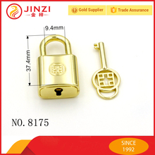 Wholesale metal lock set for leather bags/box/luggage