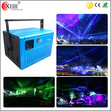 High Power 30W 15w 20w Strong Beam Sky Waterproof Stage Outdoor Laser Light