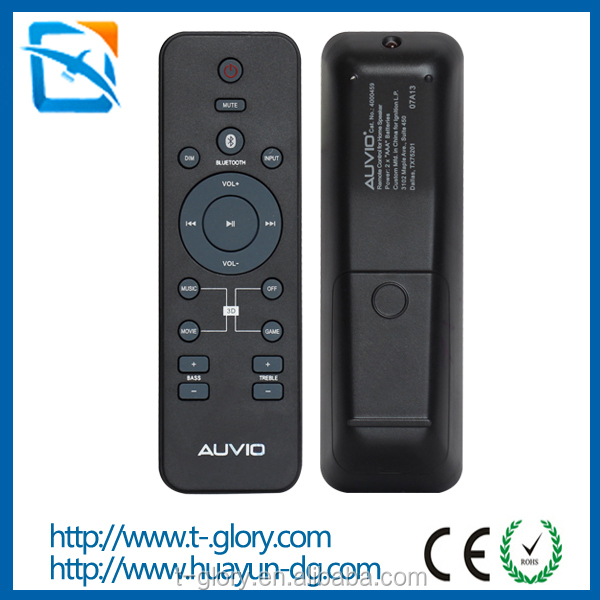 OEM dj sound box ir remote control dvd player remote controller