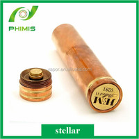 2014 new come Latest product hot sale Full mechanical stellar mod