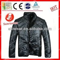 Buy 2014 Men Fur Hood Padded Winter Puffy Jackets in China on ...