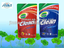 OEM Laundry Detergent Liquid with Bag Packing