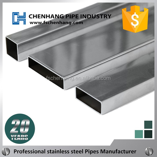 Buy direct stainless steel square 30mm*30mm tubing from china manufacturer